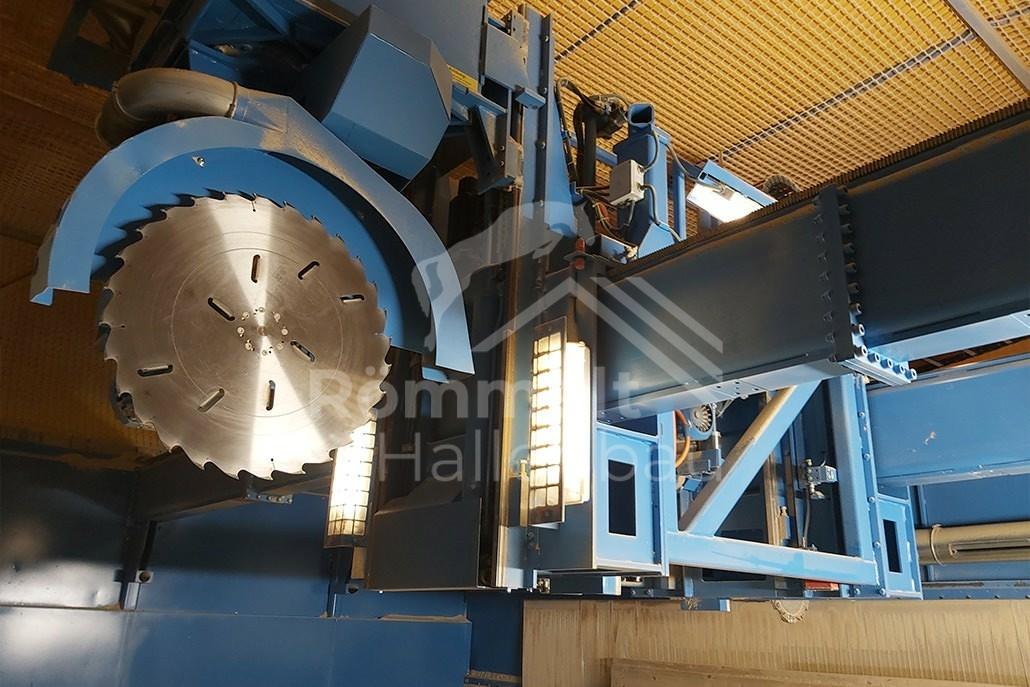 Römmelt Hallenbau Produktion